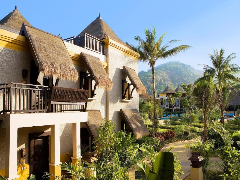 Moevenpick Villas & Spa Karon Beach Phuket פוקט