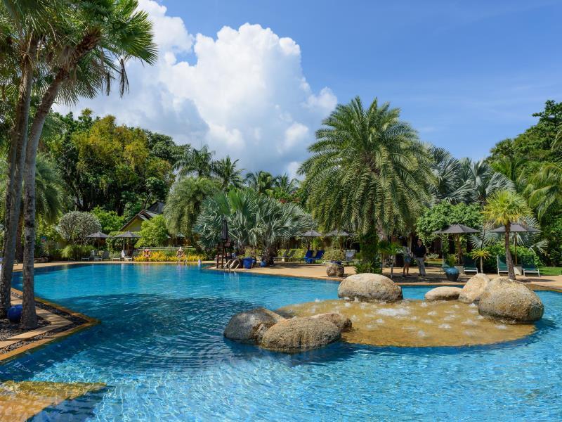Hotell Moevenpick Villas   Spa Karon Beach Phuket i Karon, Phuket. Klicka för att läsa mer och skicka bokningsförfrågan