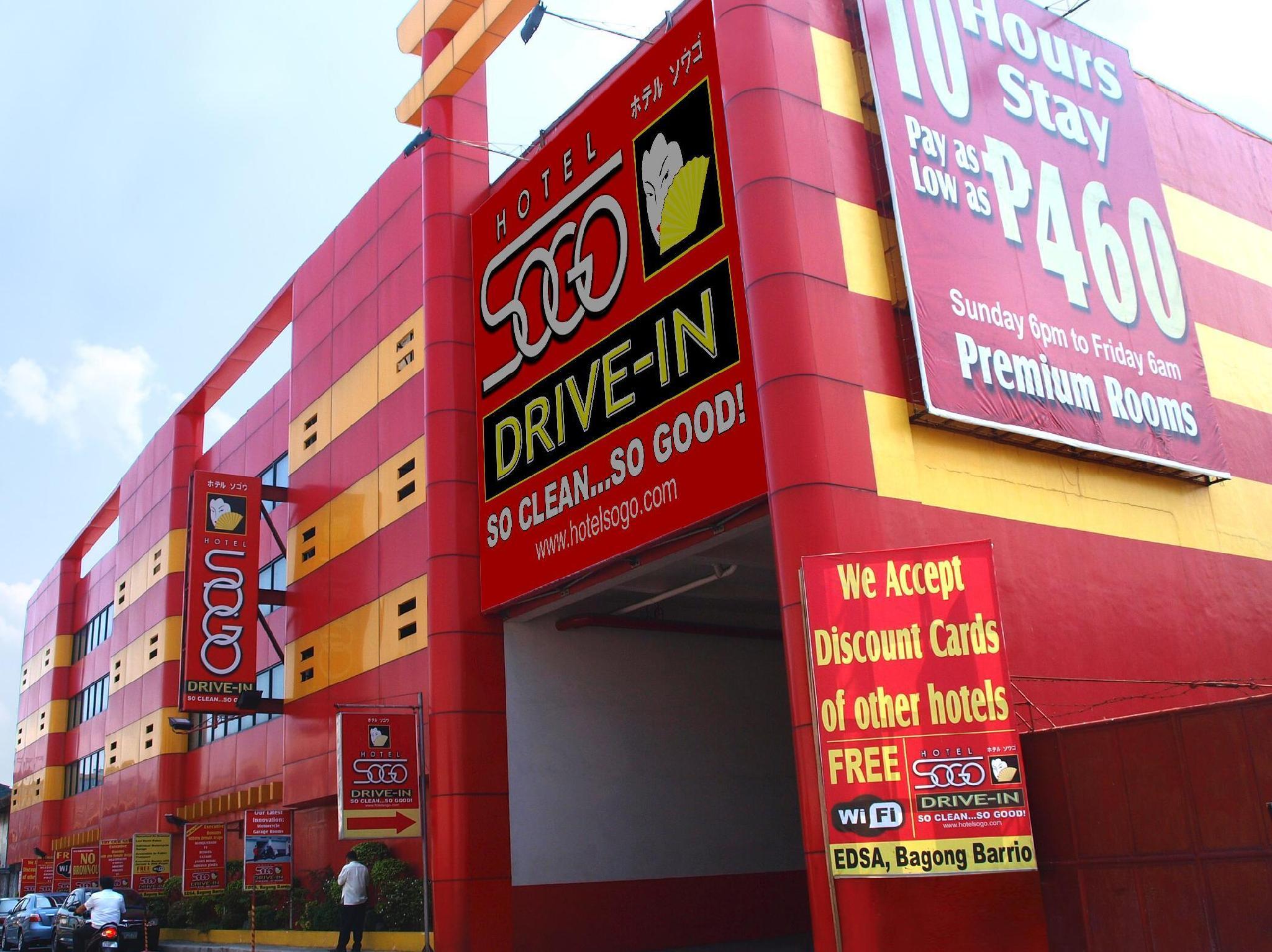 Hotel Sogo Bagong Barrio Caloocan Manila - Facade