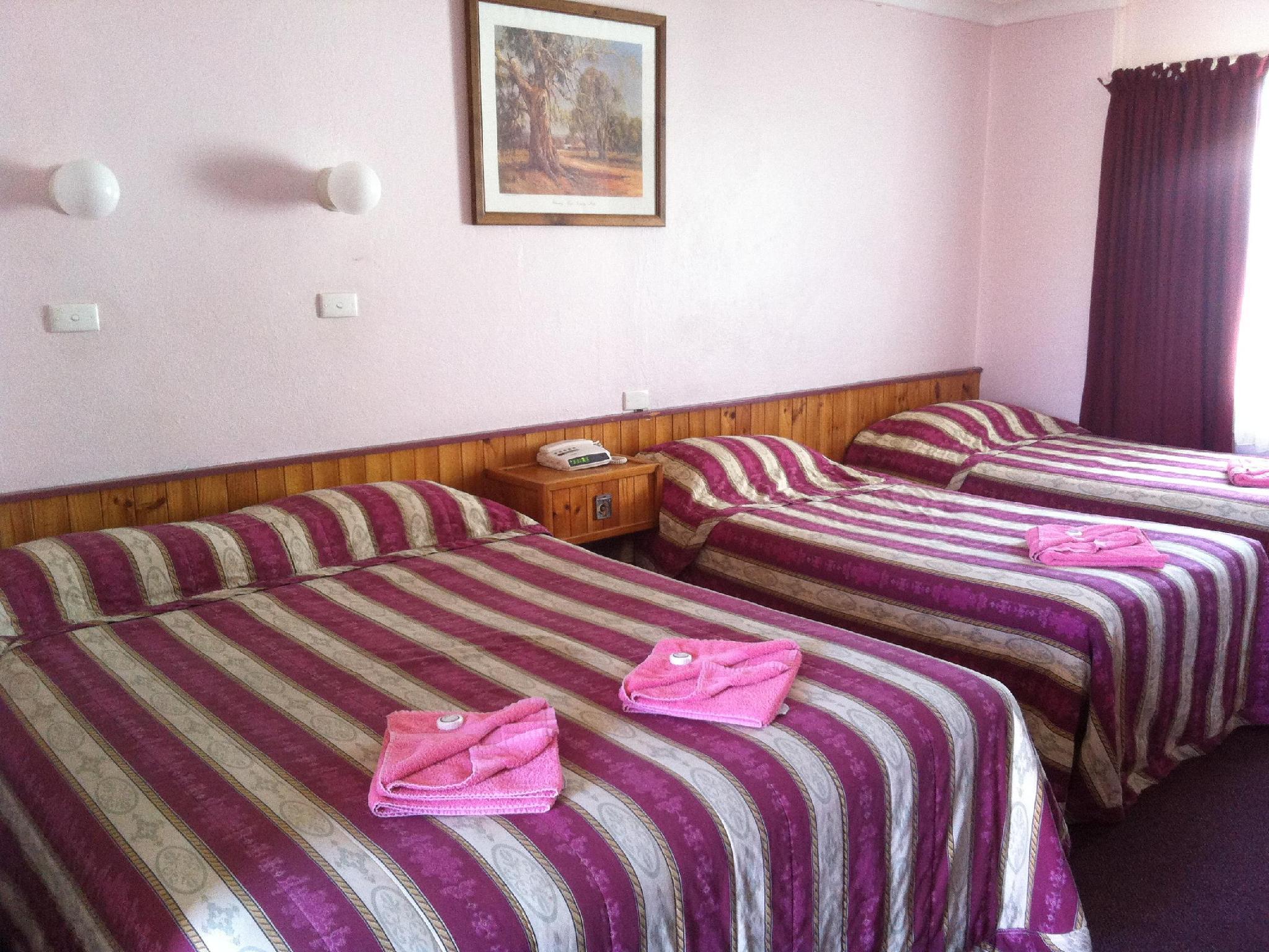 Homestead Motel - Hotell och Boende i Australien , Dubbo