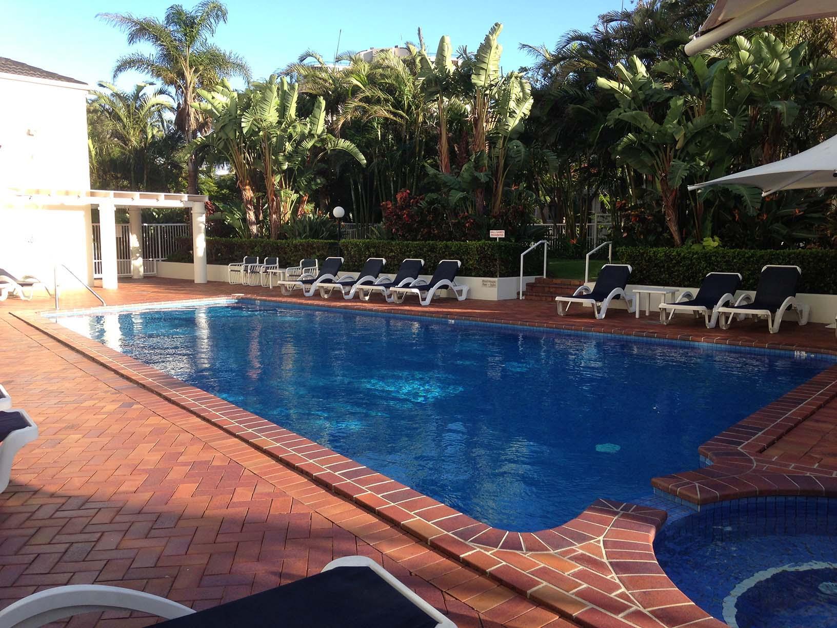 The Crest Apartments - Hotell och Boende i Australien , Guldkusten