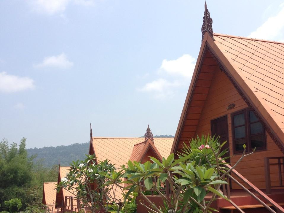 Taksina Garden Resort - Hotels and Accommodation in Thailand, Asia