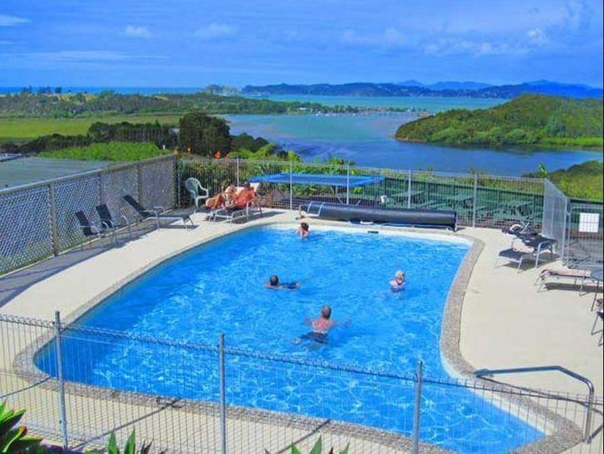 Cook's Lookout Motel - Hotels and Accommodation in New Zealand, Pacific Ocean And Australia