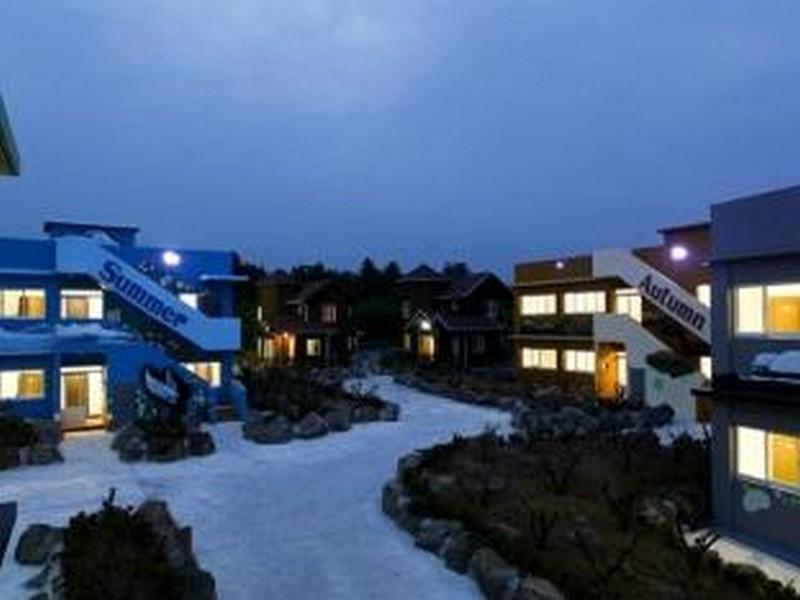 south korea resort island