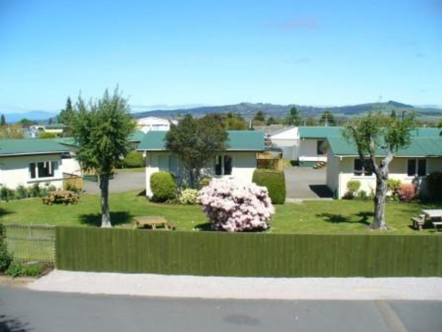 All Seasons Holiday Park Taupo - Hotels and Accommodation in New Zealand, Pacific Ocean And Australia