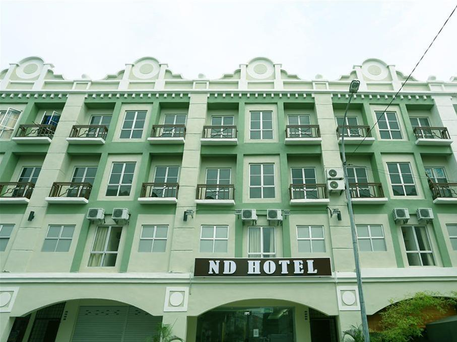ND Hotel - Hotels and Accommodation in Malaysia, Asia