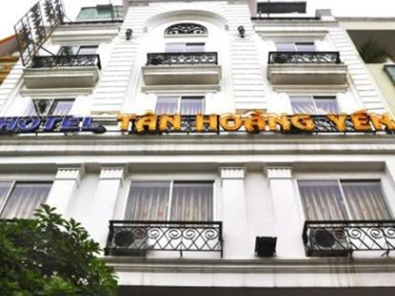 Tan Hoang Yen Hotel - Hotell och Boende i Vietnam , Ho Chi Minh City