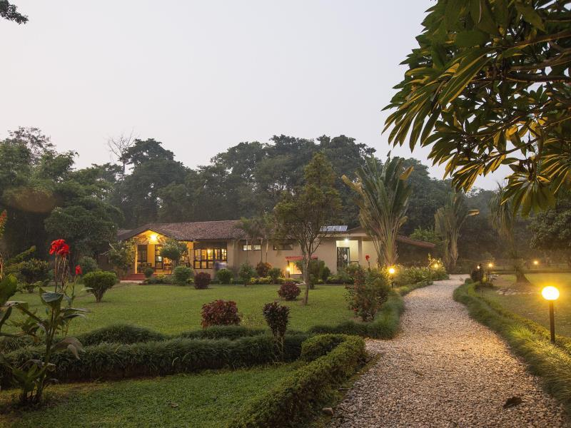 Green Mansions Jungle Resort Chitwan Nemzeti Park