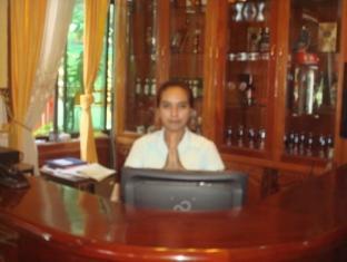 Sambath Meanheng Hotel Phnom Penh - Reception