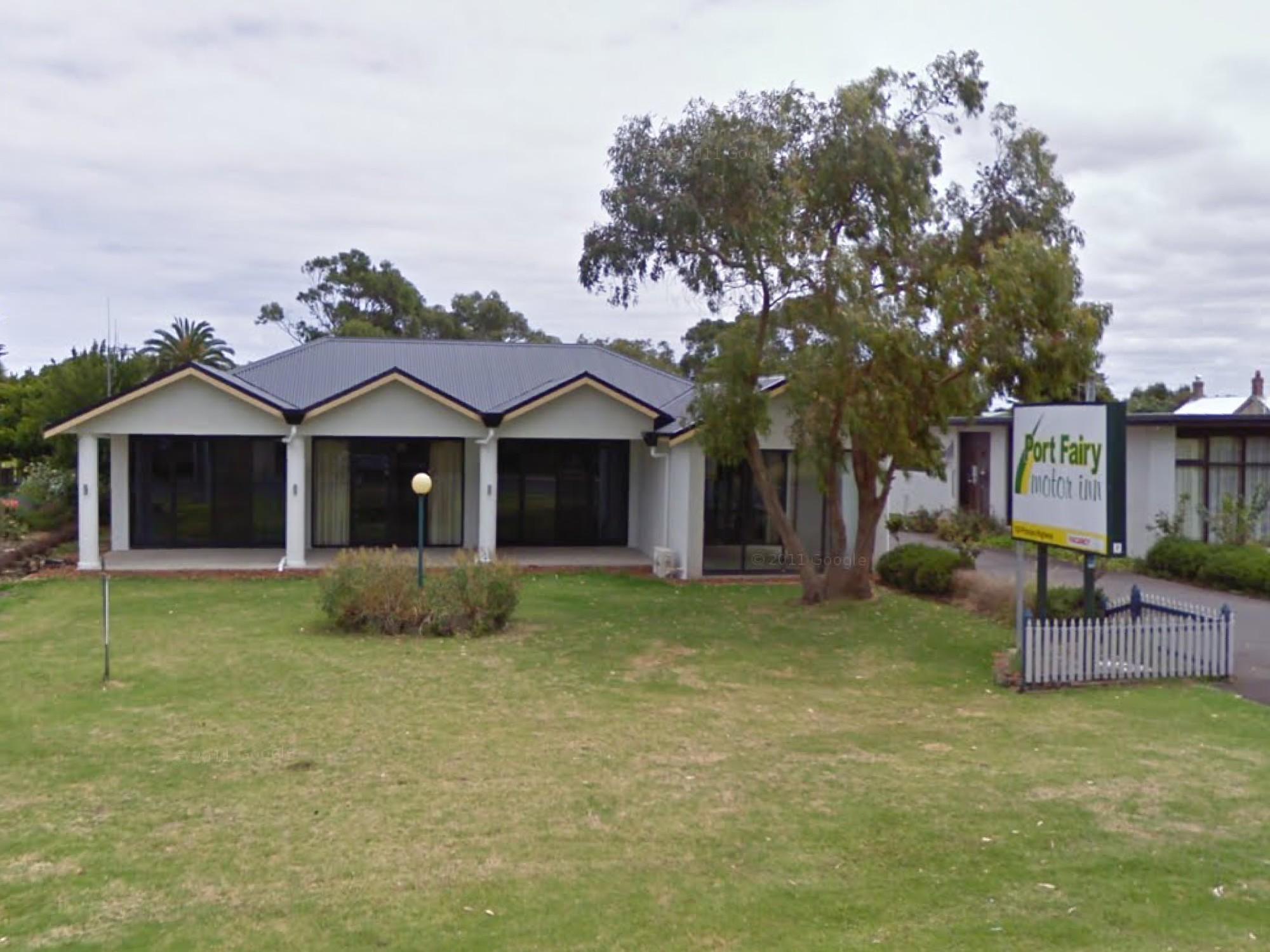 Port Fairy Motor Inn - Hotell och Boende i Australien , Port Fairy