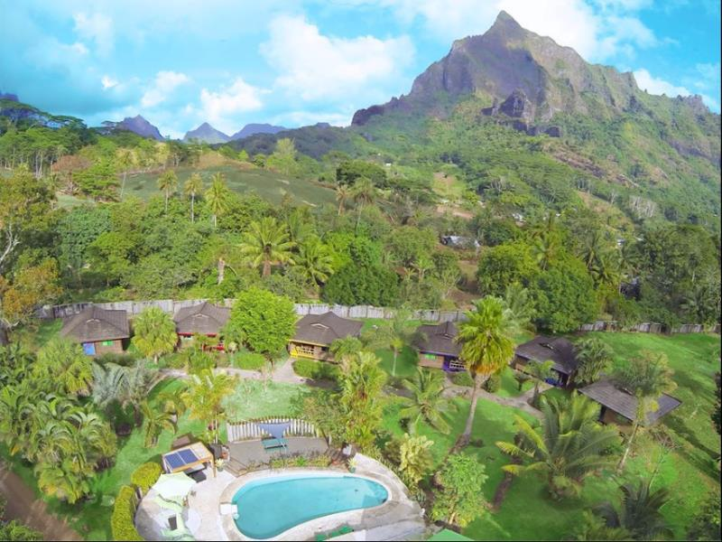 Village Temanoha - Hotels and Accommodation in French Polynesia, Pacific Ocean And Australia