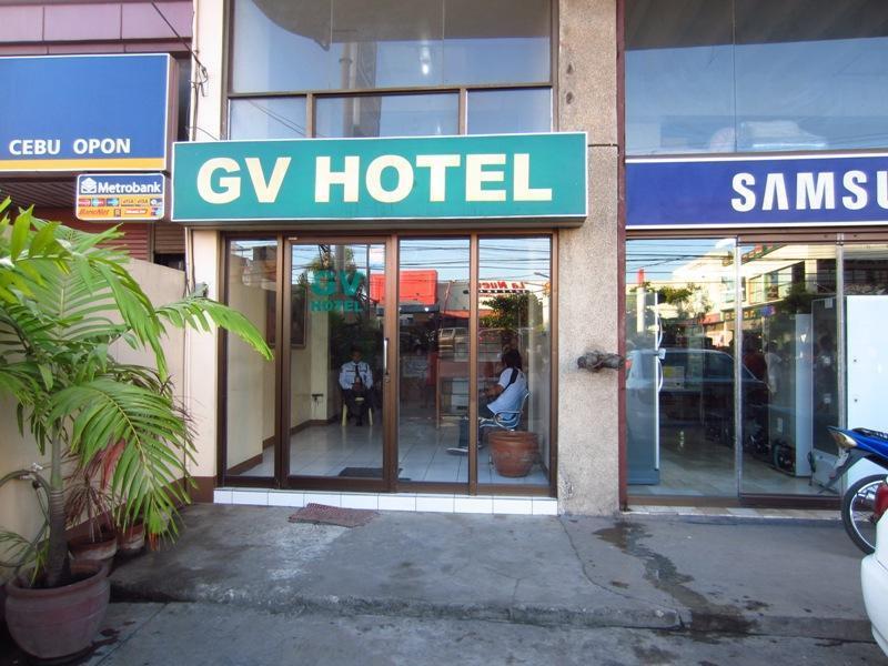 GV Hotel LapuLapu Cebu סבו