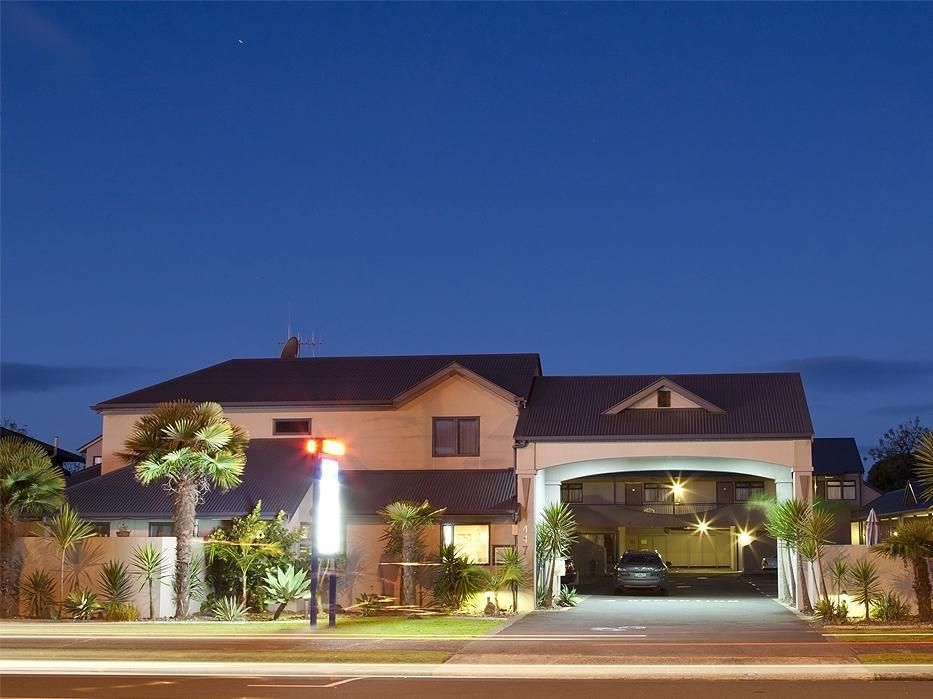 Aquarius Motor Inn - Hotels and Accommodation in New Zealand, Pacific Ocean And Australia