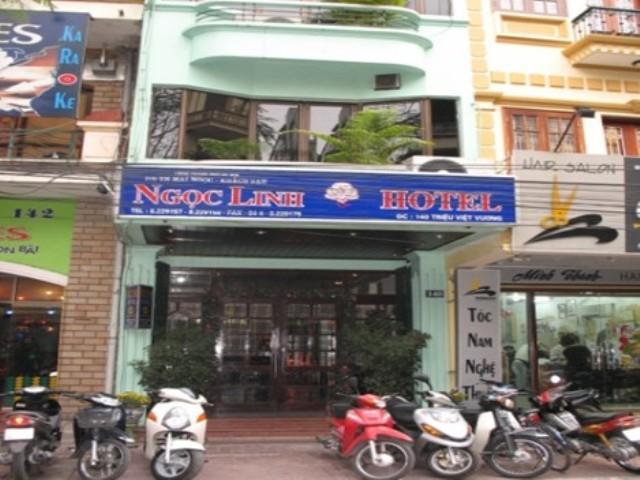 Ngoc Linh Hotel - Trieu Viet Vuong Hanoi - Hotel Exterior