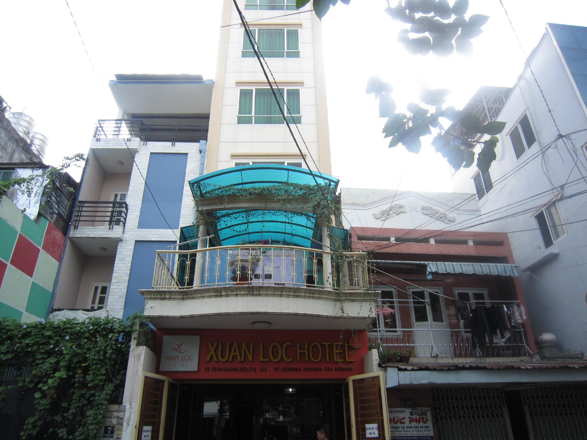 Xuan Loc 2 Hotel - Hotell och Boende i Vietnam , Ho Chi Minh City