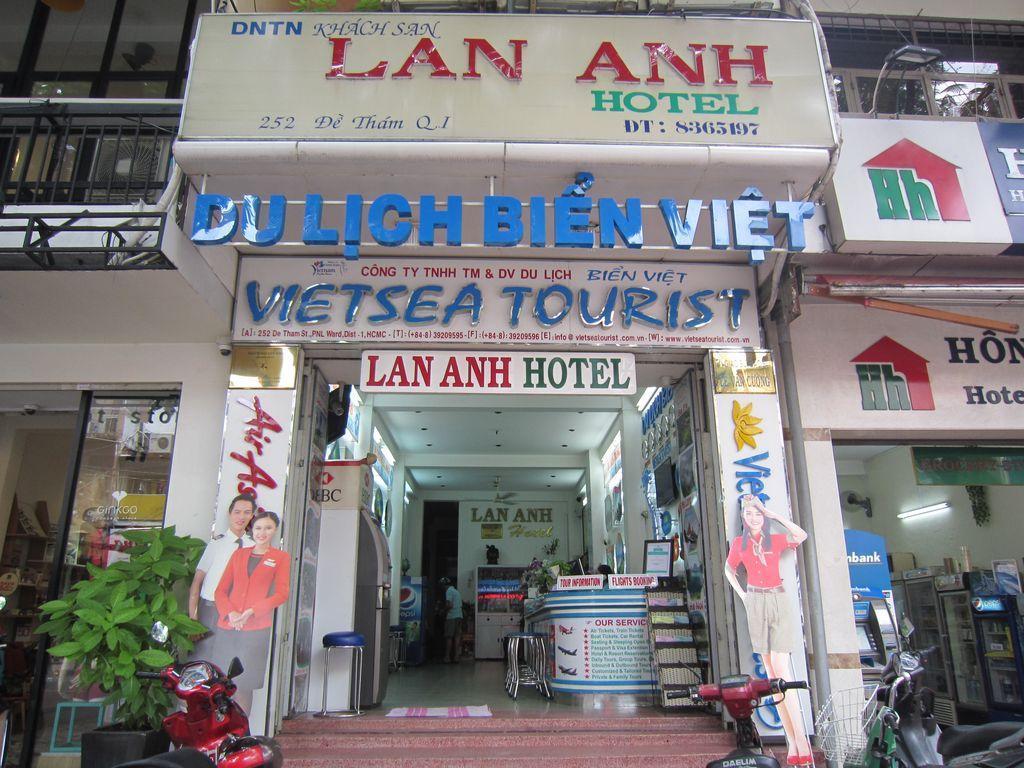 Lan Anh Hotel - De Tham Street - Hotell och Boende i Vietnam , Ho Chi Minh City