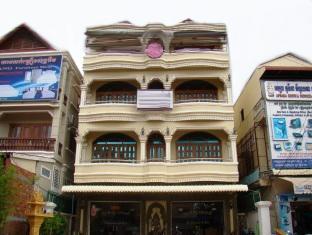 Sim Po Villa Siem Riep - Exterior del hotel