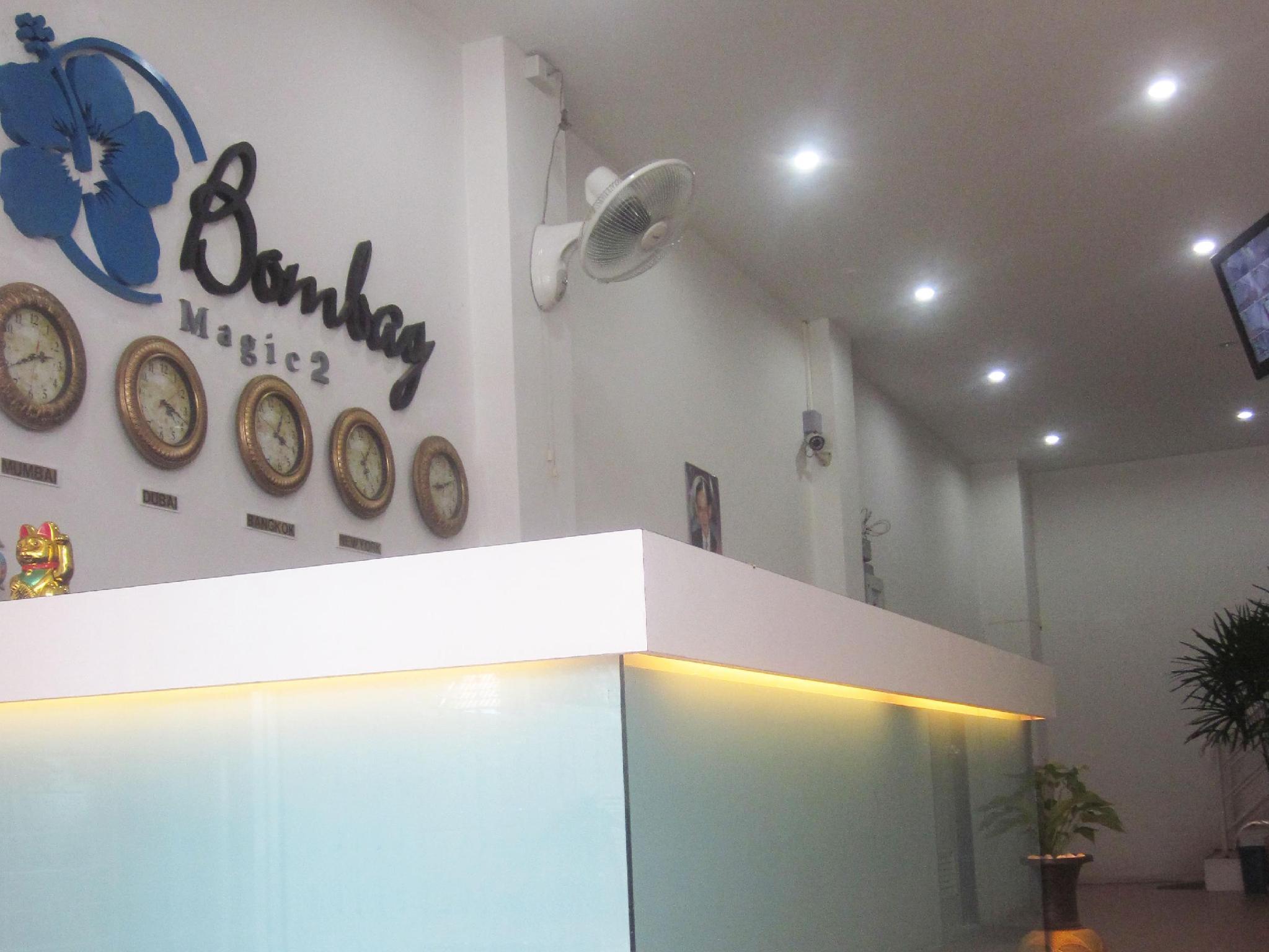 Hotell Bombay Magic 2 Hotel i , Pattaya. Klicka för att läsa mer och skicka bokningsförfrågan
