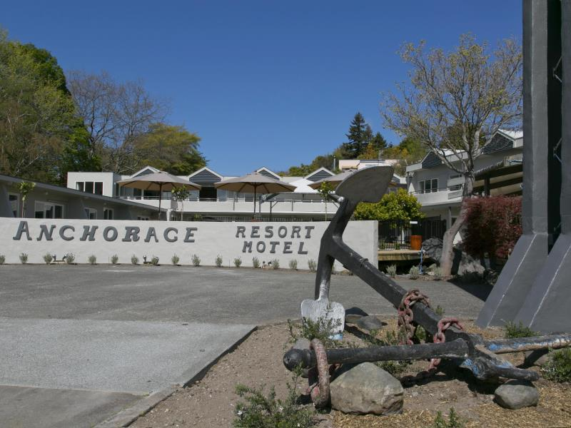 Anchorage Resort Motel
