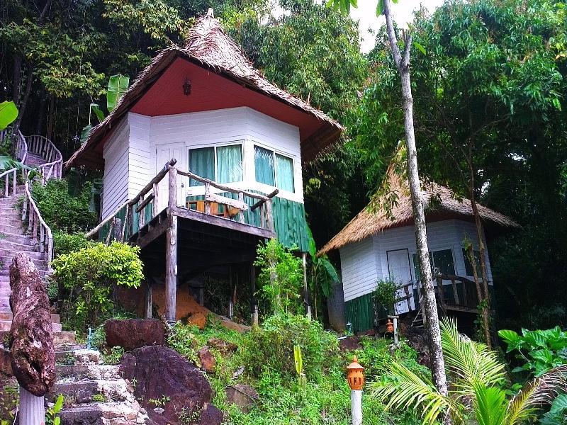 Hotell Bailan Bay Resort i Lonely Beach / Bai Lan Bay, Kohchang. Klicka för att läsa mer och skicka bokningsförfrågan