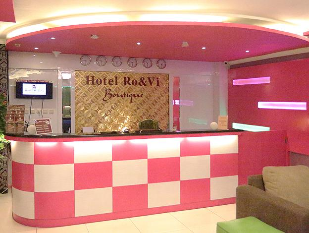 Hotel Rovi Boutique - Hotels and Accommodation in Indonesia, Asia