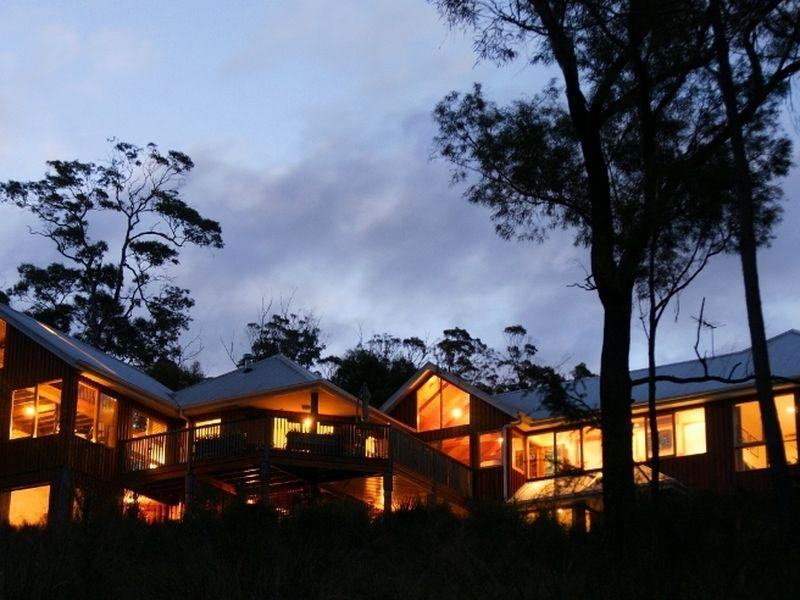 Bed in the Treetops B&B - Hotell och Boende i Australien , Binalong Bay