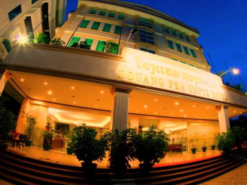 Douangpraseuth Hotel - Hotels and Accommodation in Laos, Asia