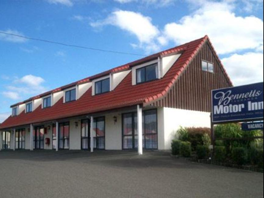 Bennetts Motor Inn - Hotels and Accommodation in New Zealand, Pacific Ocean And Australia