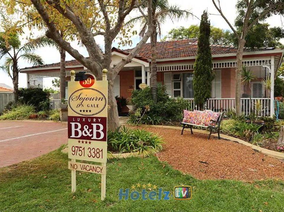 Sojourn On Gale Bed & Breakfast - Hotell och Boende i Australien , Margaret River Wine Region