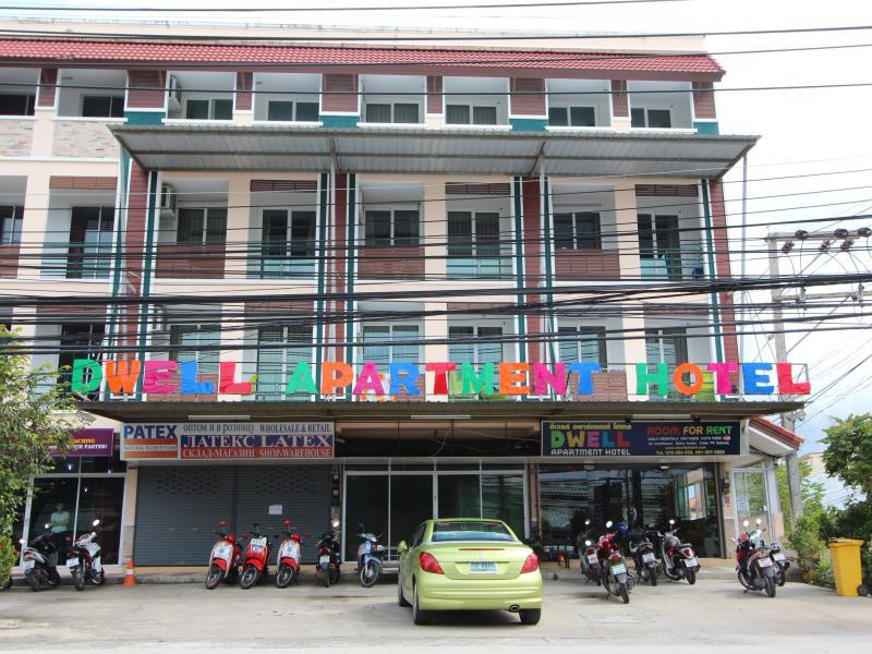 D Well Apartment Hotel Puketas