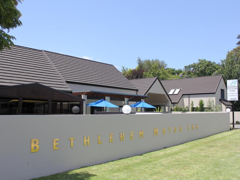 Bethlehem Motor Inn - Hotels and Accommodation in New Zealand, Pacific Ocean And Australia