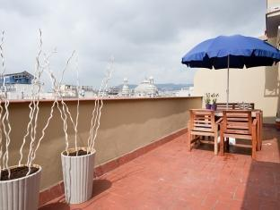 Rent Top Apartments Las Ramblas Cozy Barcelona - Terrace