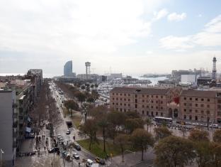 Rent Top Apartments Brand New Port II Barcelona - View