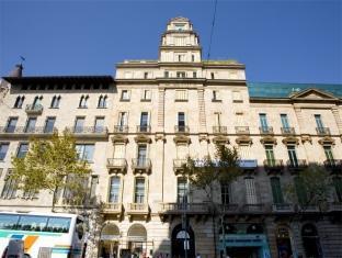 Rent Top Apartments Plaza Catalunya Barcelona - Exterior
