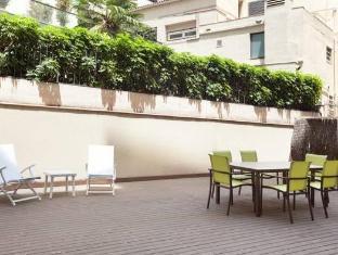 Rent Top Apartments Plaza Catalunya Barcelona - Balcony/Terrace