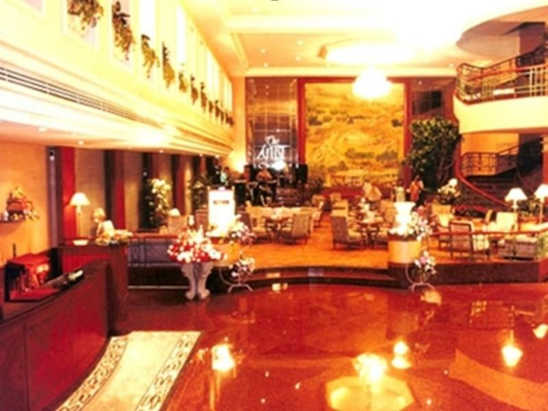 โรงแรมเดอะ รีเจนซี หาดใหญ่