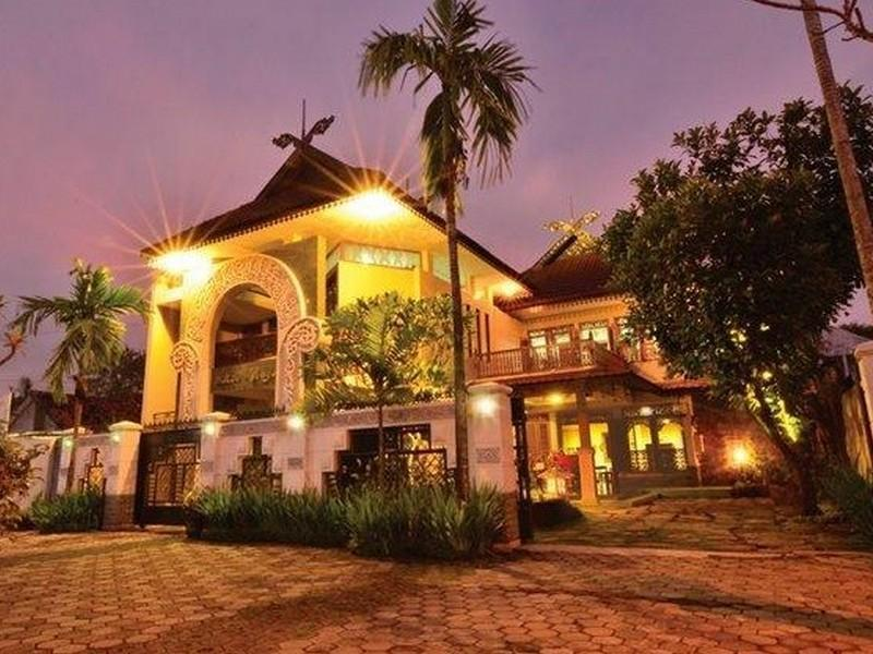 Balai Melayu Museum Hotel - Hotels and Accommodation in Indonesia, Asia
