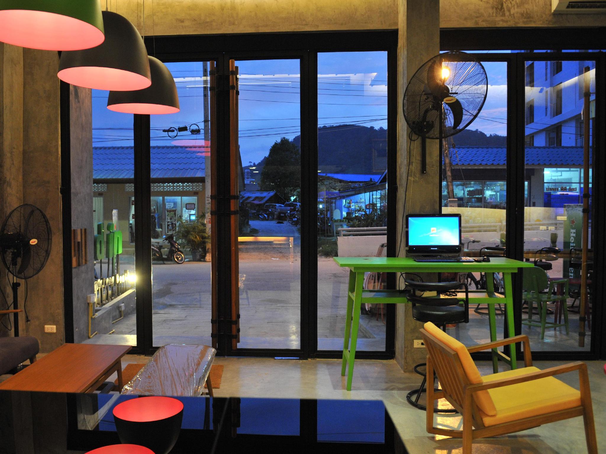 Hotell The Marq Hotel i Patong, Phuket. Klicka för att läsa mer och skicka bokningsförfrågan