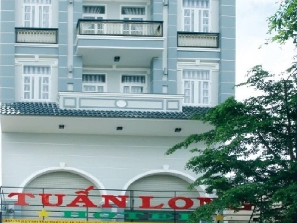 Tuan Long Hotel - Hotell och Boende i Vietnam , Ho Chi Minh City