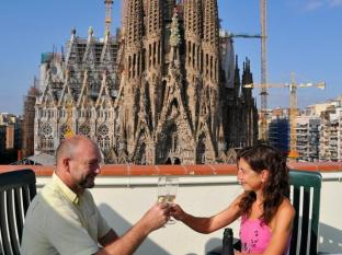 Gaudi's Nest Apartments Barcelona - Balcony view
