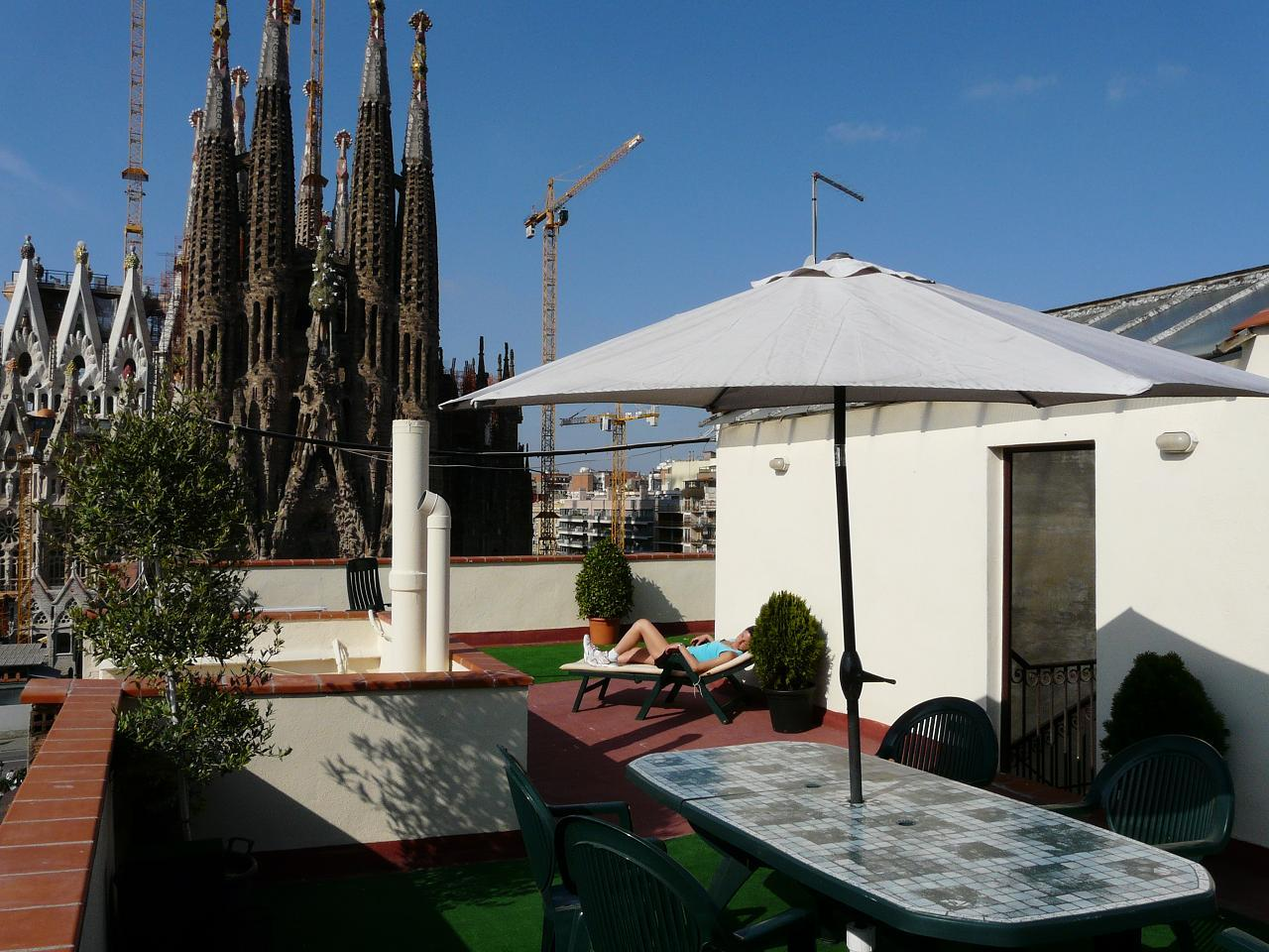 Gaudi's Nest Apartments Barcelona - BEST PANORAMIC IN THE CITY
