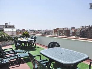 Gaudi's Nest Apartments Barcelona - Balcony/Terrace