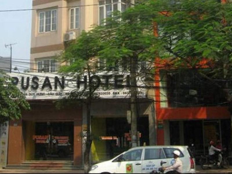 Pusan Hotel - Hoang Minh Giam - Hotell och Boende i Vietnam , Hanoi