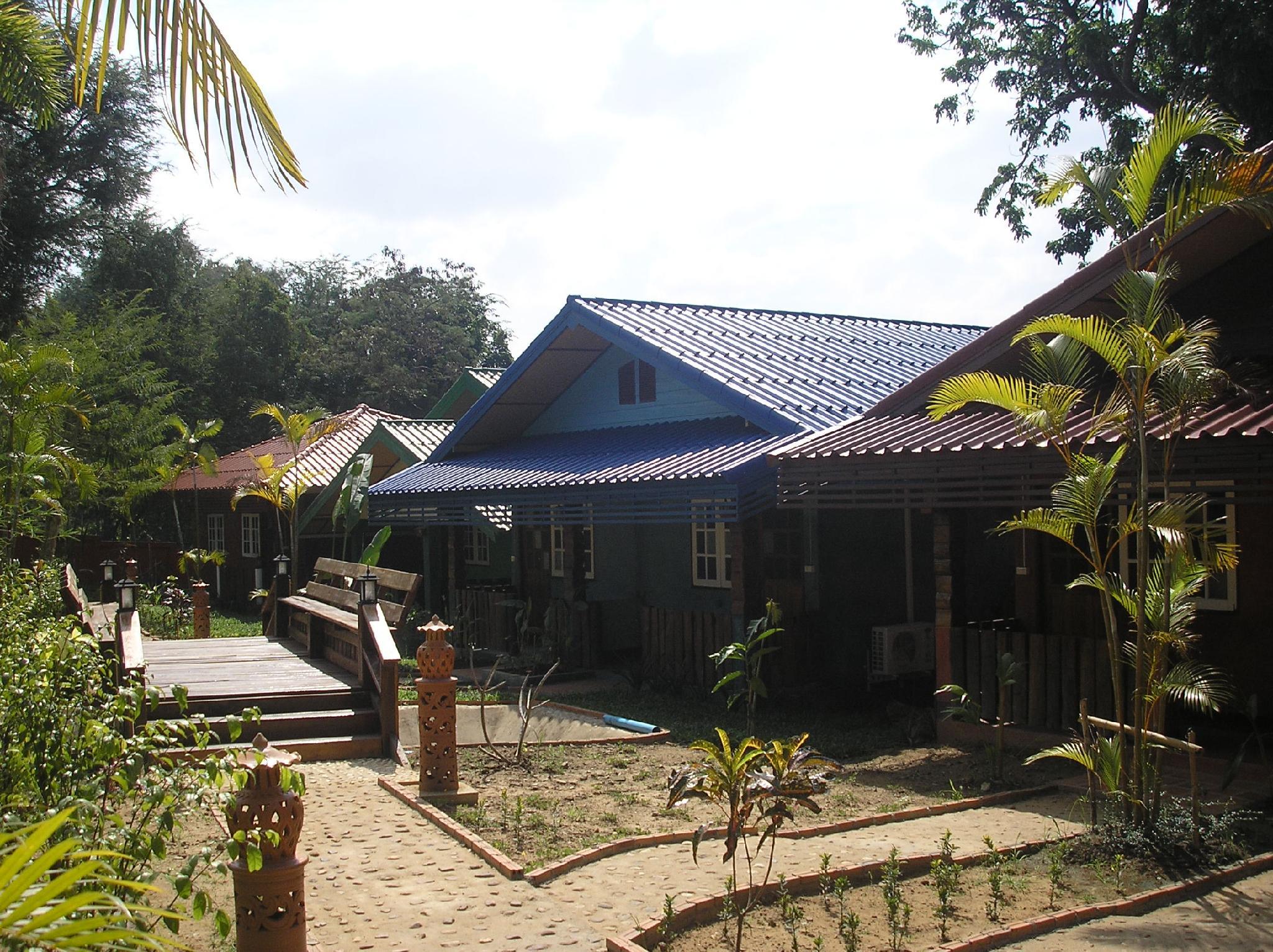Hotell Tamarind Grand Resort Mae Sariang i , Mae Hong Son. Klicka för att läsa mer och skicka bokningsförfrågan