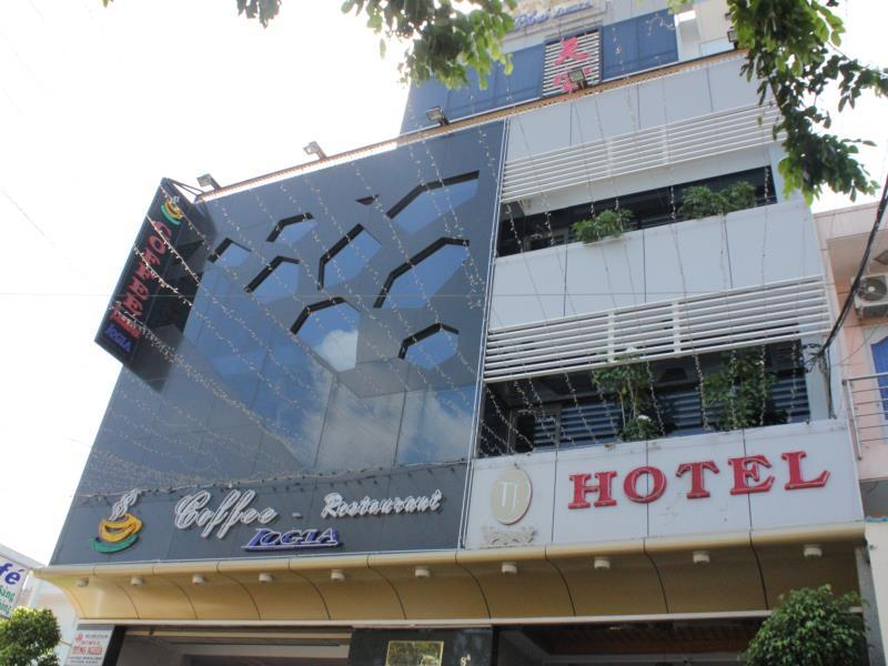 Thien Phu Logia Hotel - Hotell och Boende i Vietnam , Ho Chi Minh City