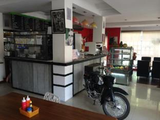 Lao Silk Hotel Vientiane - Koffiehuis/Café