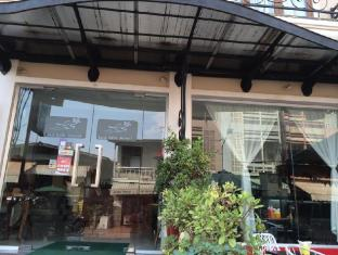 Lao Silk Hotel Vientiane - Entree