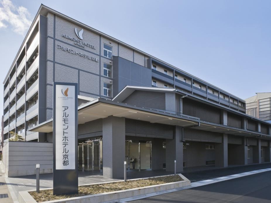 โรงแรมอัลมอนต์ เกียวโต