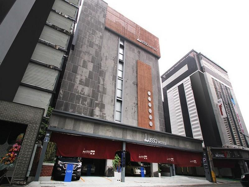 Lusso Hotel - Hotels and Accommodation in South Korea, Asia