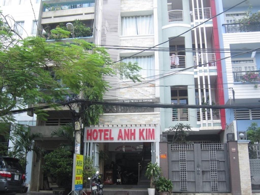 Anh Kim Hotel - Hotell och Boende i Vietnam , Ho Chi Minh City